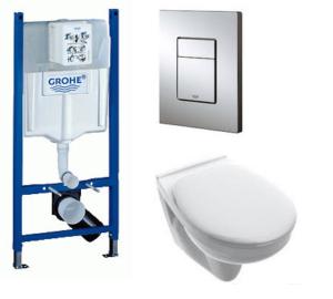 Grohe beépített WC tartály javítása